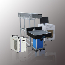 CO2 Dynamic Laser Marking Machine